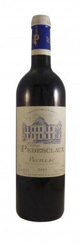 Chateau Pedesclaux - 5.Grand Cru Classe, 2010