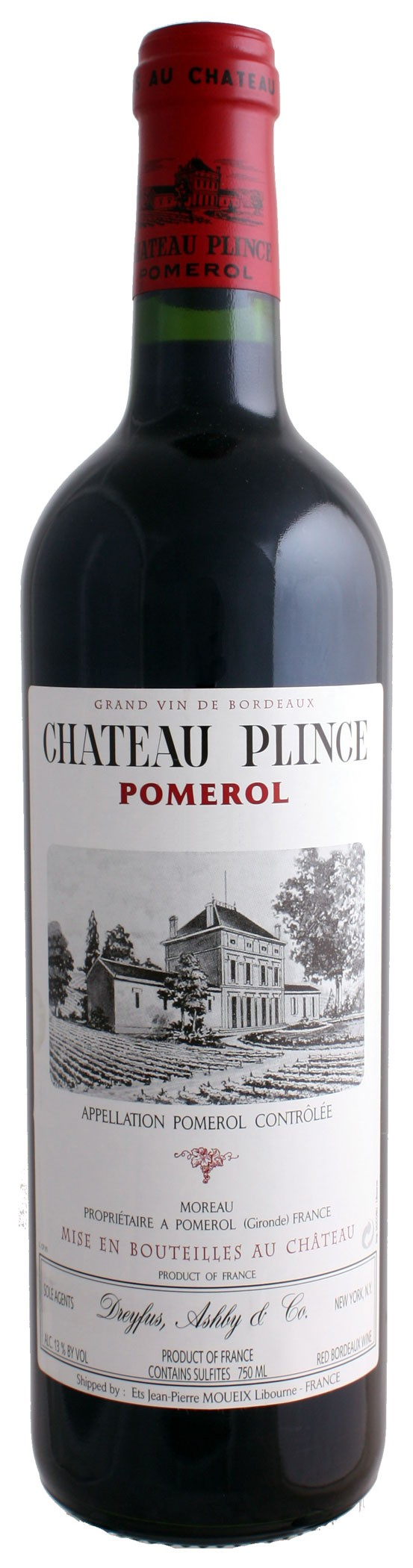Chateau Plince - Pomerol, 2010