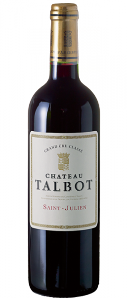 Château Talbot - Saint Julien GCC, 2008