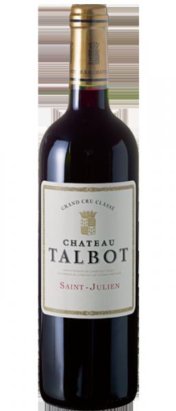 Château Talbot - Saint Julien GCC, 2012