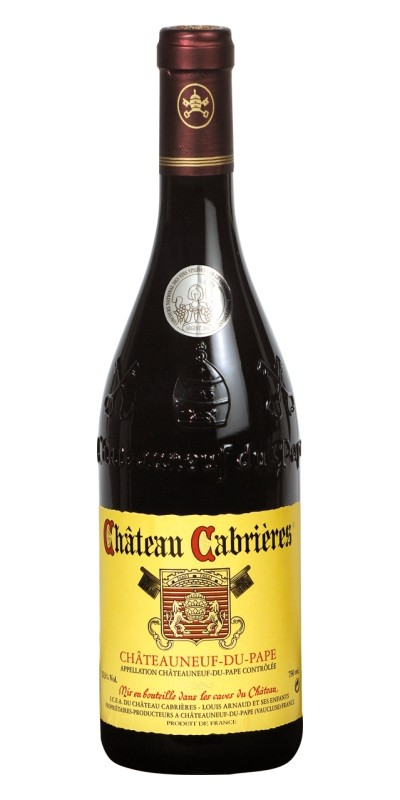 Cabrieres - Chateauneuf du Pape Rouge Tradition, 2011