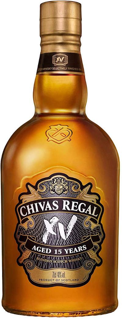 Chivas Regal - XV Blended Scotch Whisky