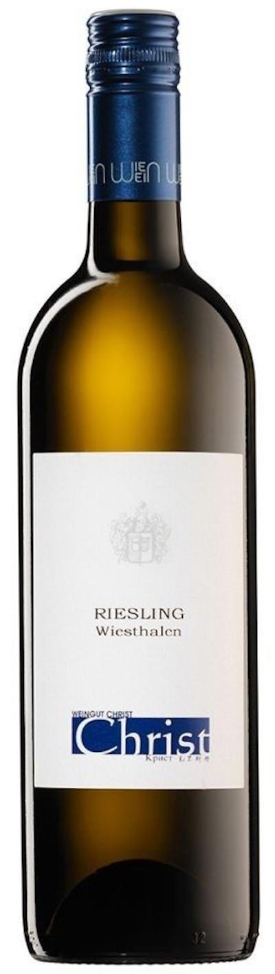 Christ - Riesling Ried Wiesthalen bio