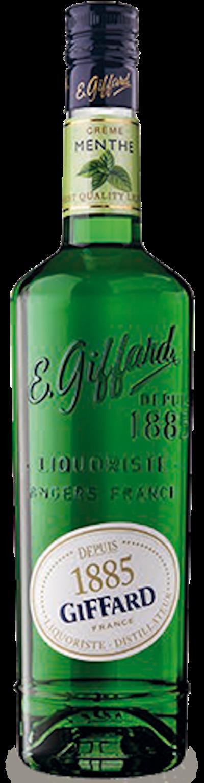 Giffard - Crème de Menthe Verde
