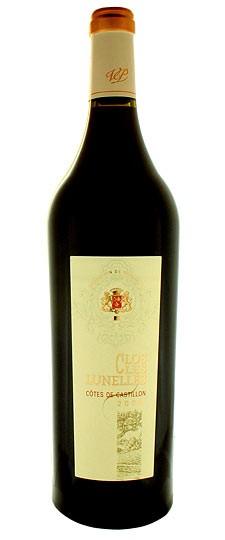 Clos les Lunelles - Côtes de Castillon, 2004