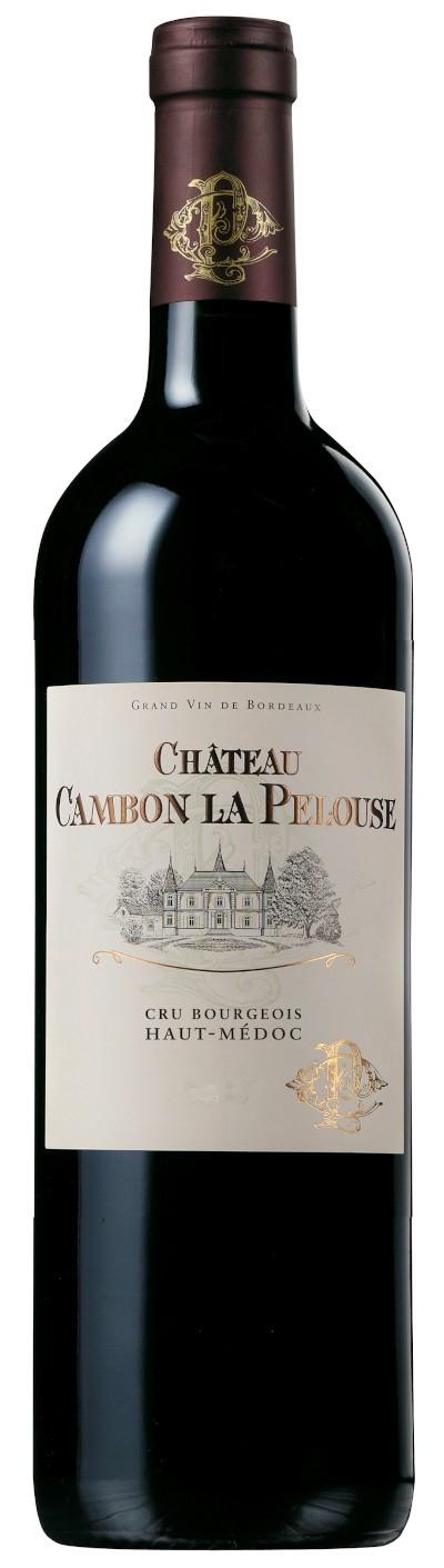 Chateau Cambon la Pelouse - Haut Medoc, 2010