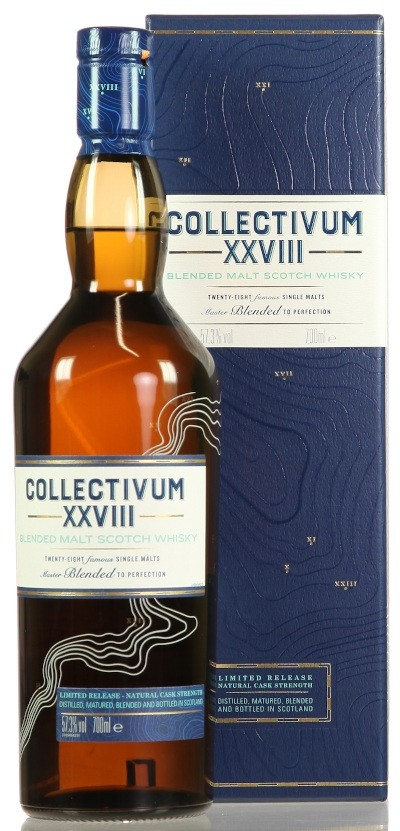Collectivum Xxviii - Special Release Blended Malt Scotch Whisky, 2017