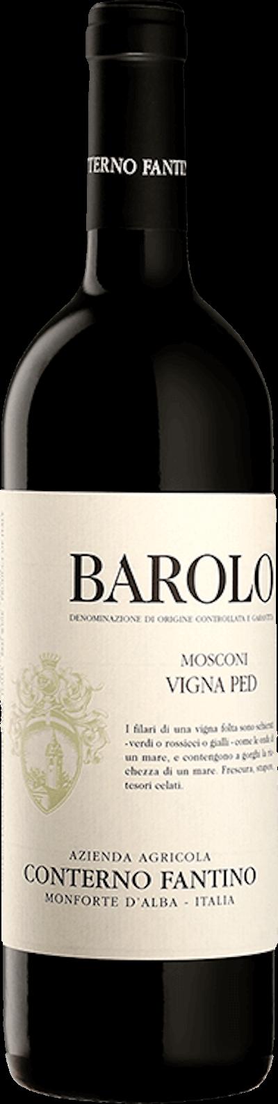 Conterno Fantino - Barolo Mosconi Vigna Ped DOCG bio