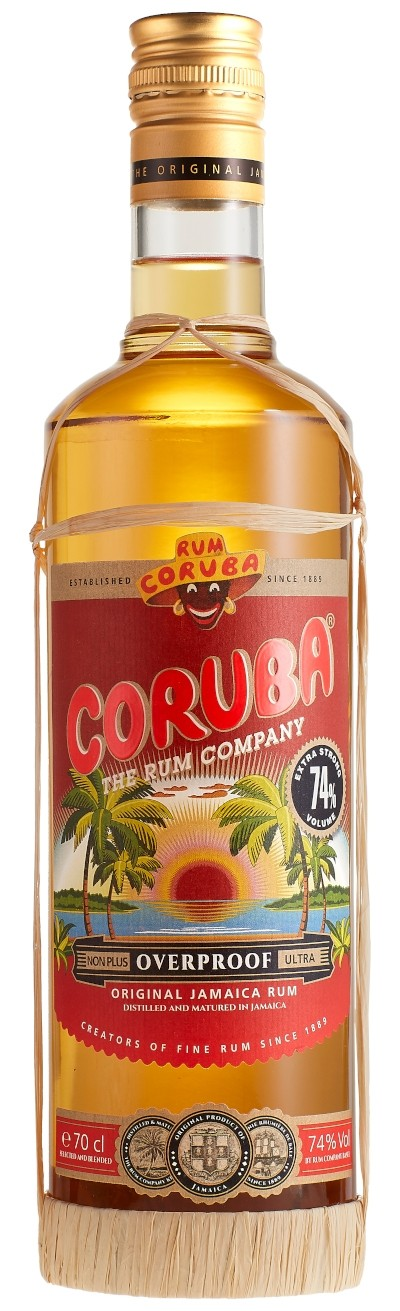 Coruba - Overproof Rum