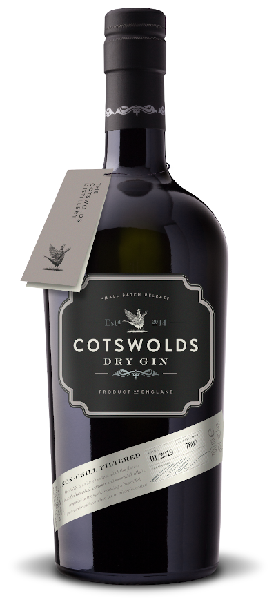 Cotsworlds - Dry Gin