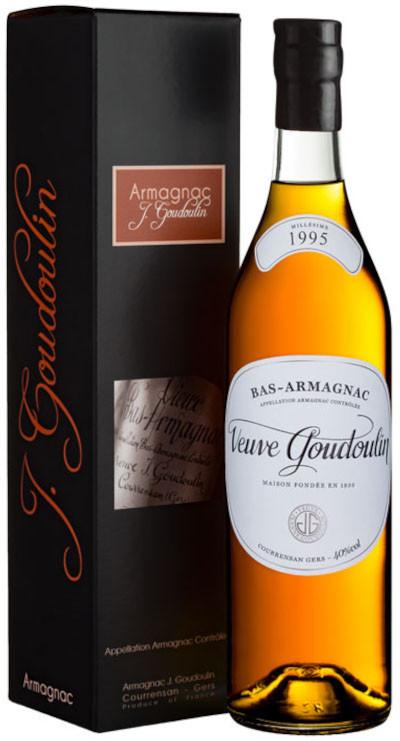 Goudoulin - Bas Armagnac, 1995