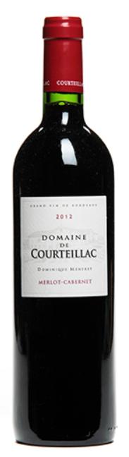 Domaine de Courteillac - Bordeaux supérieur, 2012