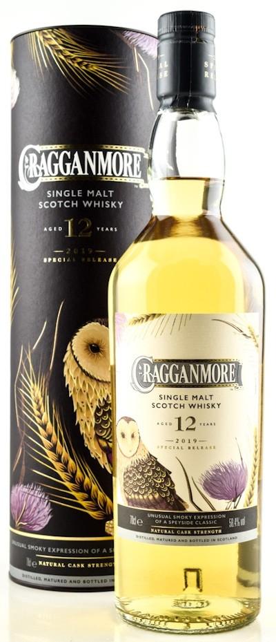 Cragganmore - 12y Special Release Speyside Single Malt Scotch Whisky