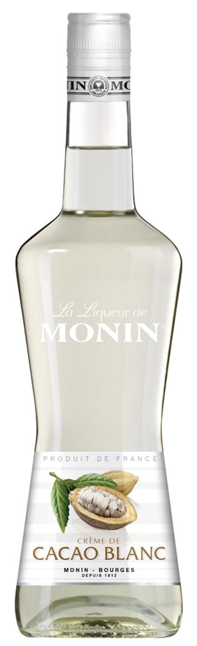 Monin - Cacao Weiss Liqueur