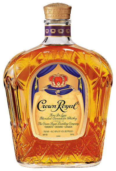 Crown Royal - Canadian Whisky