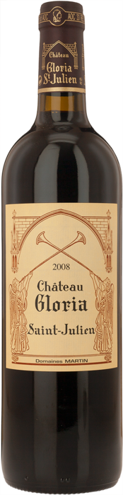 Chateau Gloria - Cru Grand Bourgeois Ex, 2008