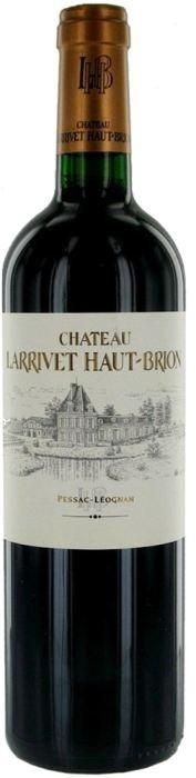 Chateau Larrivet Haut Brion - Rouge Cru Classe, 2001