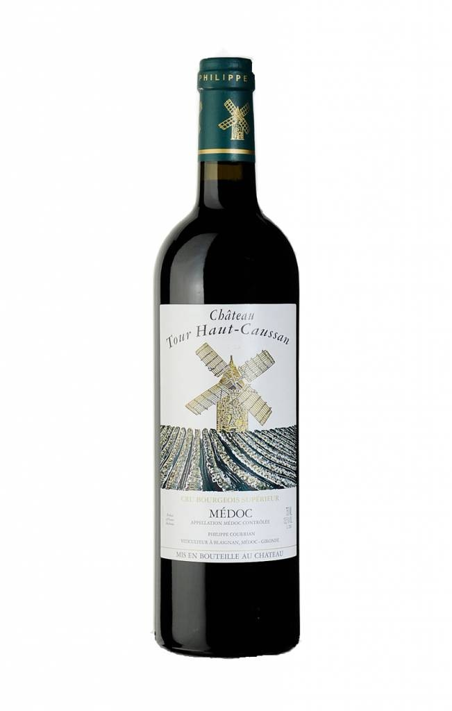 Chateau La Tour Haut Caussan - Cru Grand Bourgeois Ex, 2009