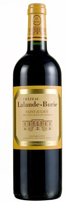 Cháteau Lalande Borie - Saint Julien, 2007