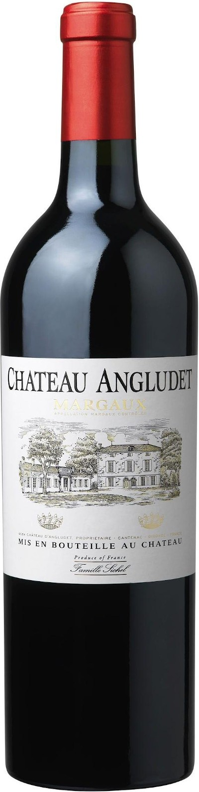 Chateau Angludet - Margaux, 2012