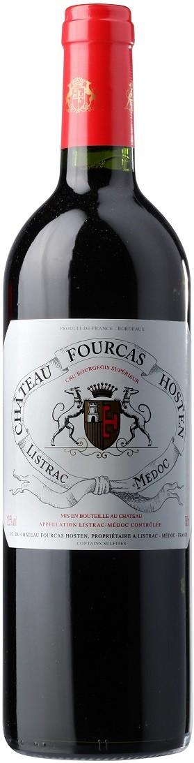 Chateau Fourcas Hosten - Cru Grand Bourgois Ex Magnum, 2007