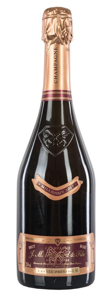 Gobillard & Fils - Cuvée Prestige Rosé Halbflasche