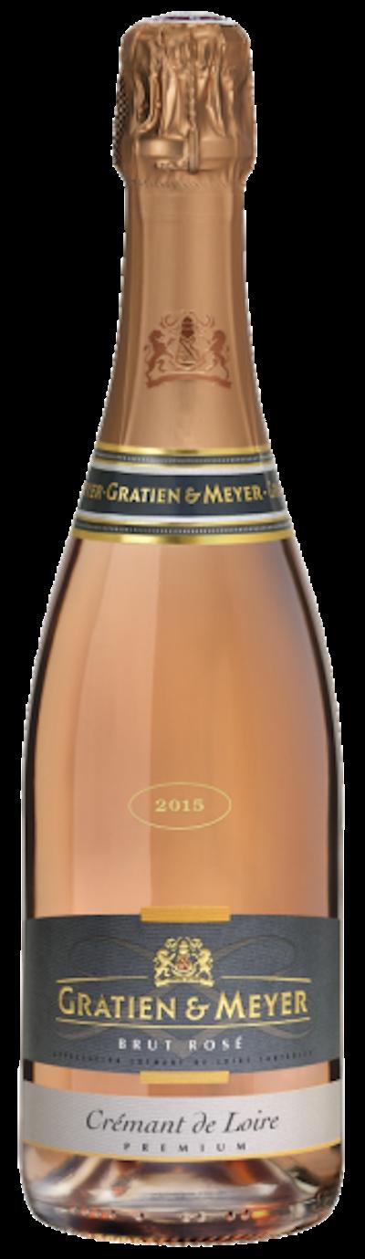 Gratien & Meyer - Crémant de Loire Brut Rosé