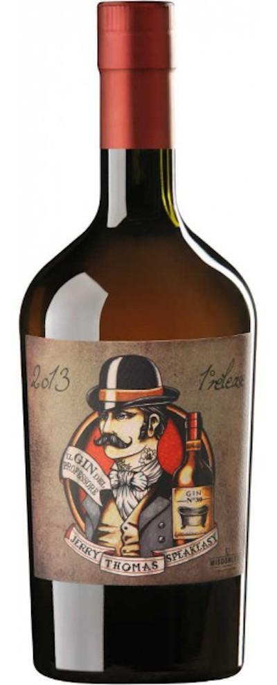 Del Professore - MonsieurJerry Thomas Speakeasy Gin
