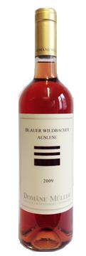 Domäne Müller - Blauer Wildbacher Auslese, 2009