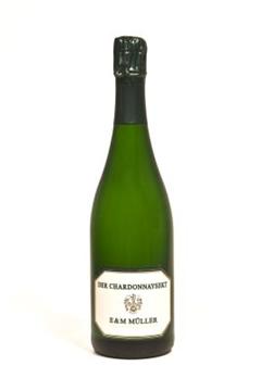 Domäne Müller - Der Chardonnay Sekt Jahrgangsreserve Extra Brut, 2004