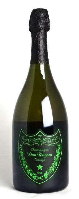 Dom Perignon - Luminous Label