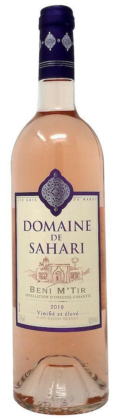 Domaine De Sahari - Guerrouane Rosé, 2018