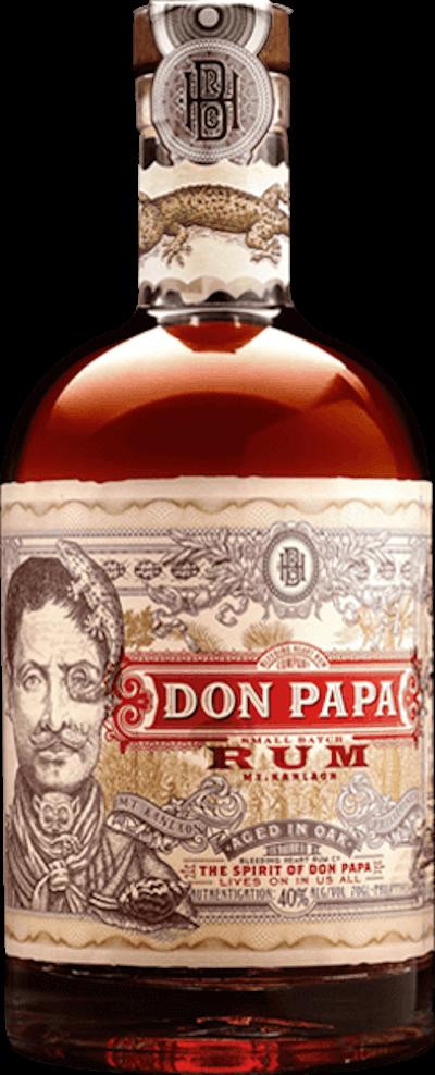 Don Papa - Rum 7 Years Old