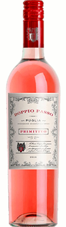Doppio Passo - Primitivo Rosato Puglia IGT