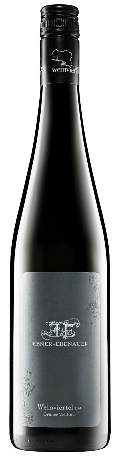 Ebner-Ebenauer - Grüner Veltliner Weinviertel DAC bio