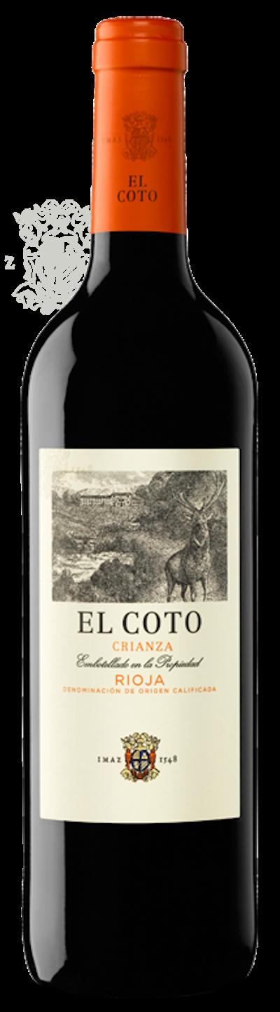 El Coto - Rioja Crianza Halbflasche