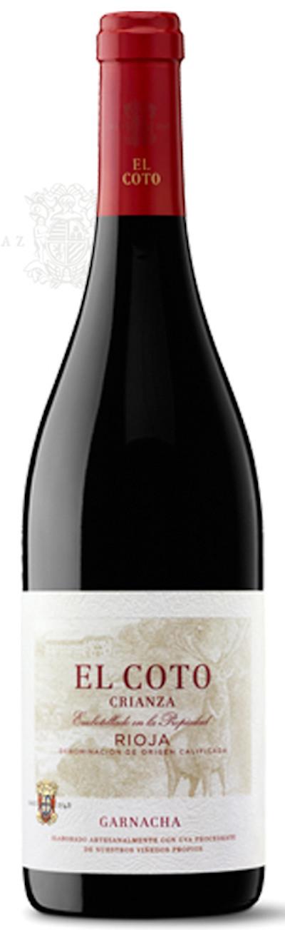 El Coto - Rioja Crianza Garnacha