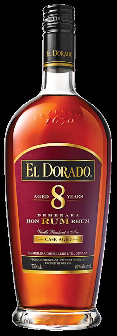 El Dorado - 8 years Rum