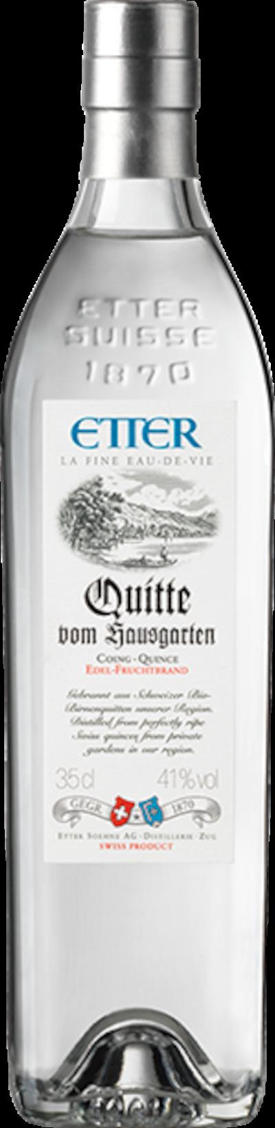 Etter - Quitte Coing Halbflasche