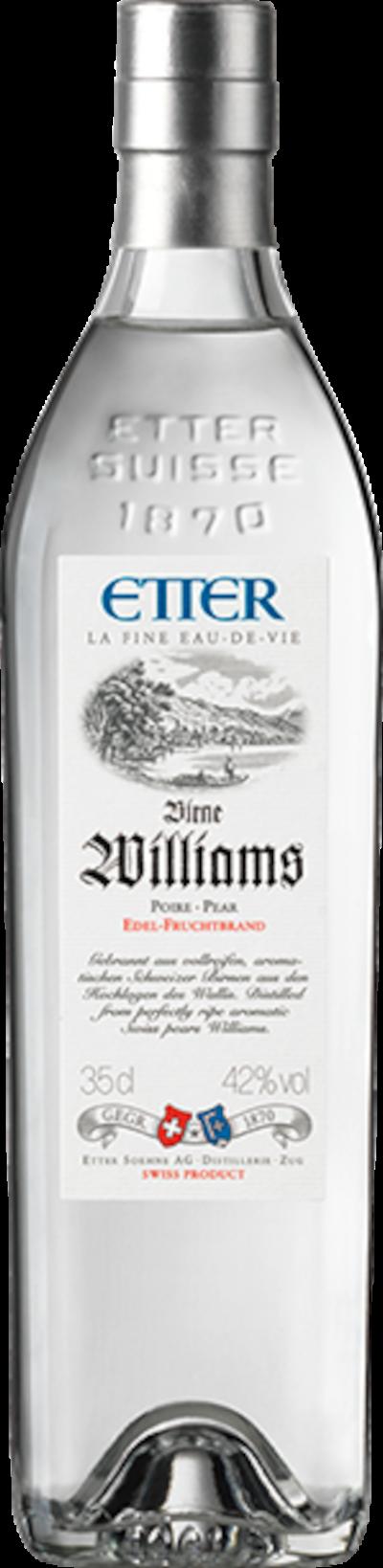 Etter - Williams Halbflasche