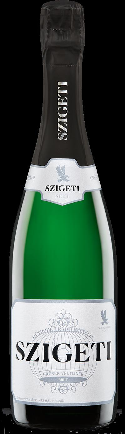 Szigeti - Grüner Veltliner Brut Sekt