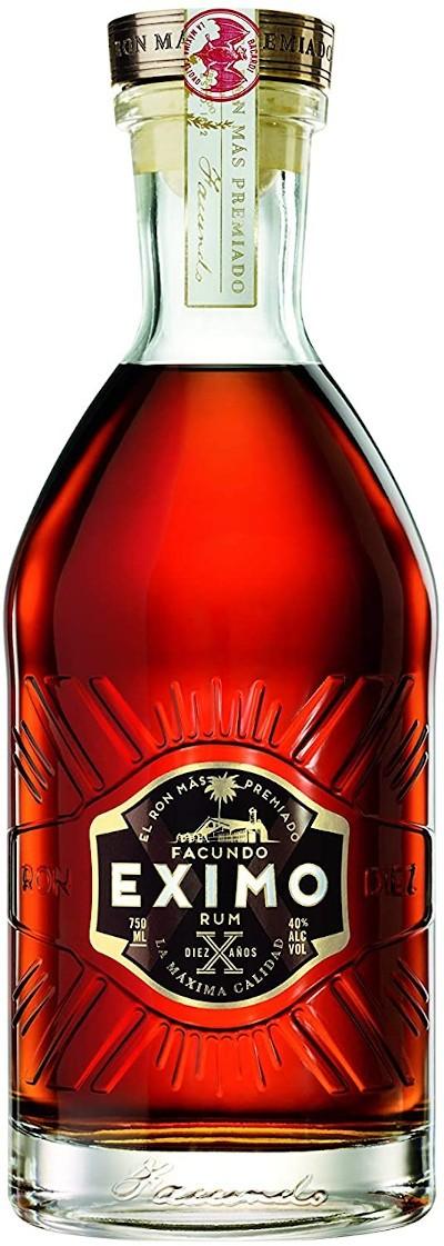 Bacardi - Rarität Facundo Eximo Rum