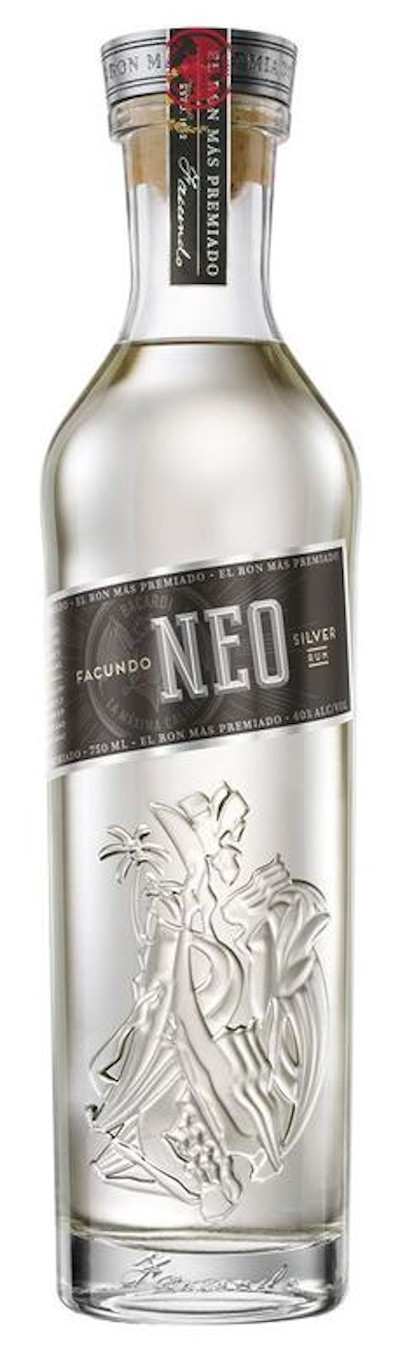 Bacardi - Rarität Facundo NeoRum