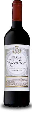 Margaux 2cc. - Ch.Rauzan Gassies, 2015