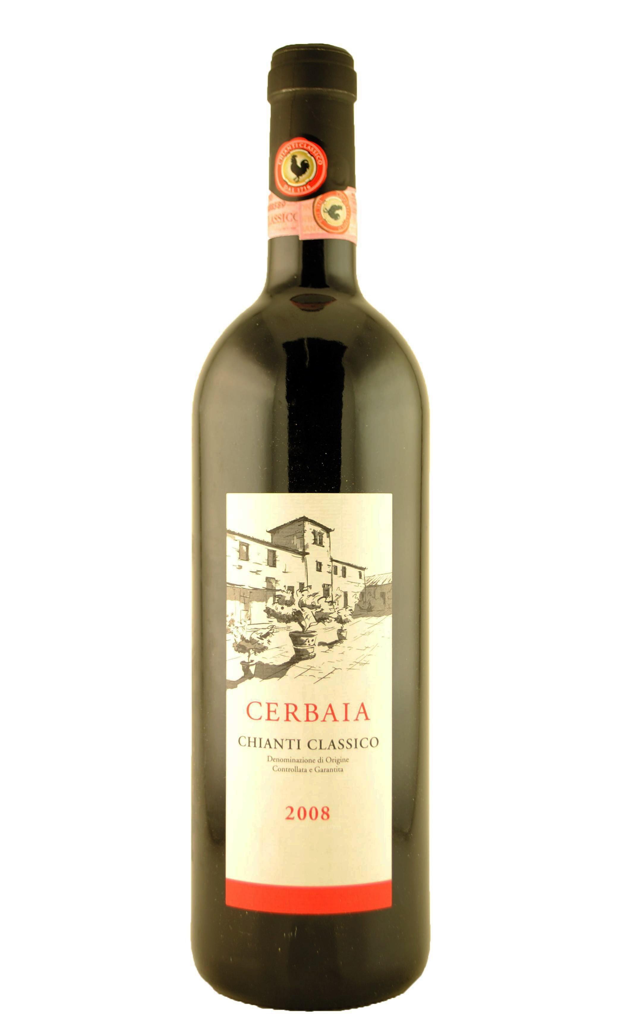 Chianti Classico - Fattoria Cerbaia, 2011