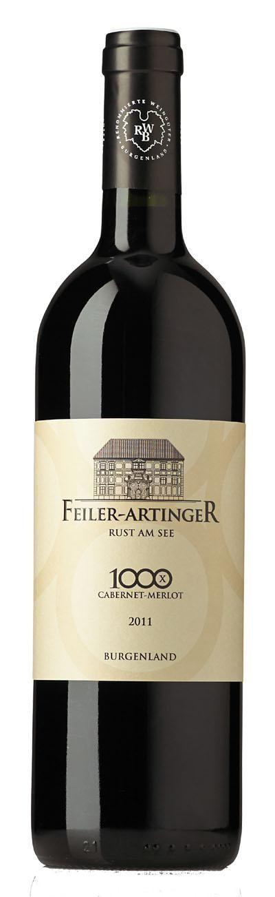 Feiler-Artinger - 2013X Cabernet Merlot, 2013