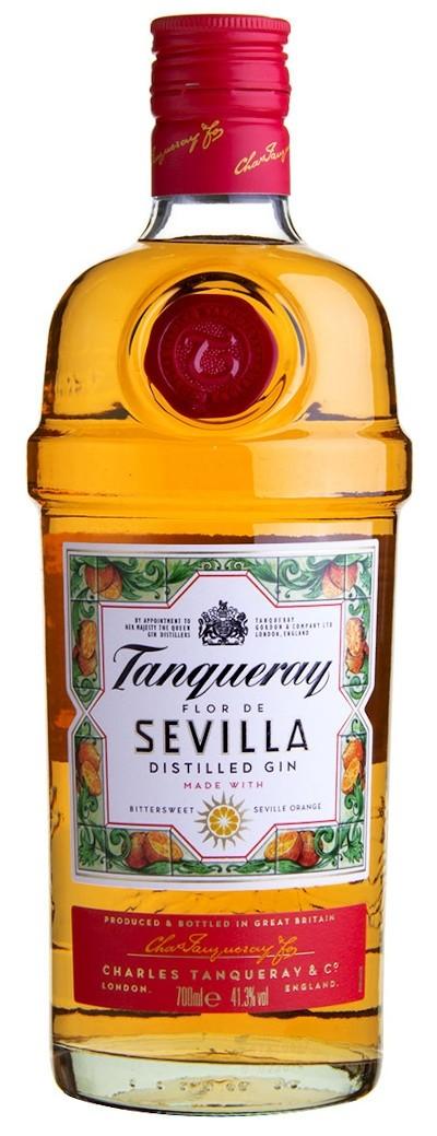 Tanqueray - Flor de Sevilla Gin