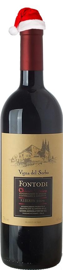 Tenuta Agricola Fontodi - Chianti Classico Riserva Vigna del Sorbo, 2009