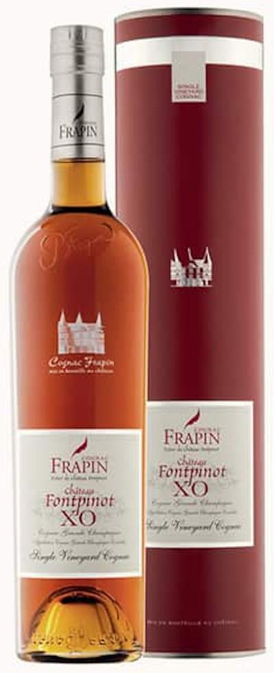 Frapin - Château de Fontpinot XO Single Estate Cognac