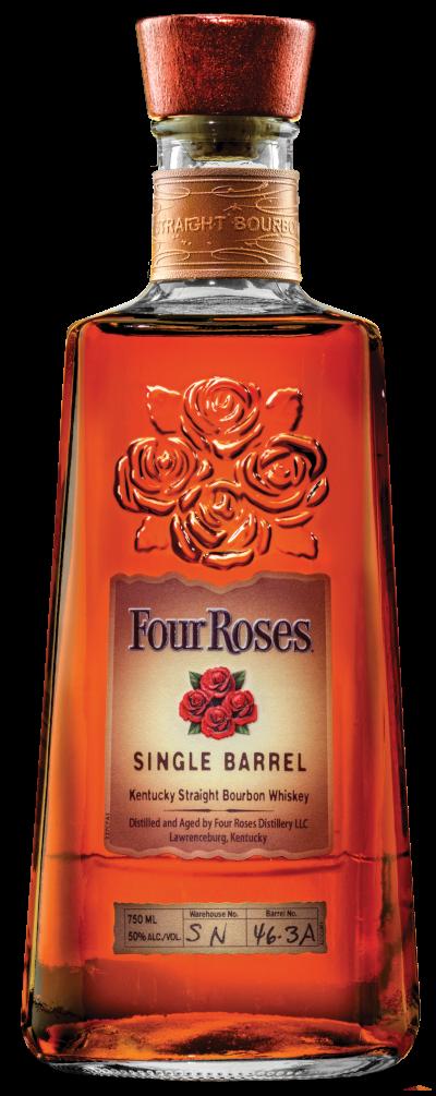 Four Roses - Single Barrel Kentucky Straight Bourbon Whiskey